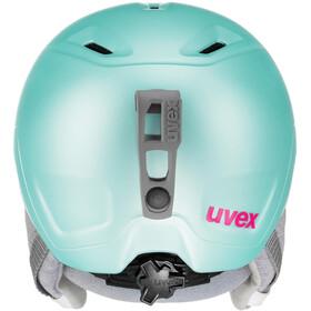 UVEX Manic Pro Helmet Kids, mint mat